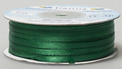 Лента атласная AL-3P 3мм*91,4м ярко-зеленый