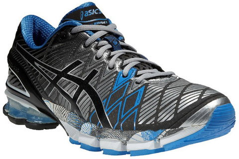 Asics Gel-Kinsei 5 кроссовки для бега мужские серые