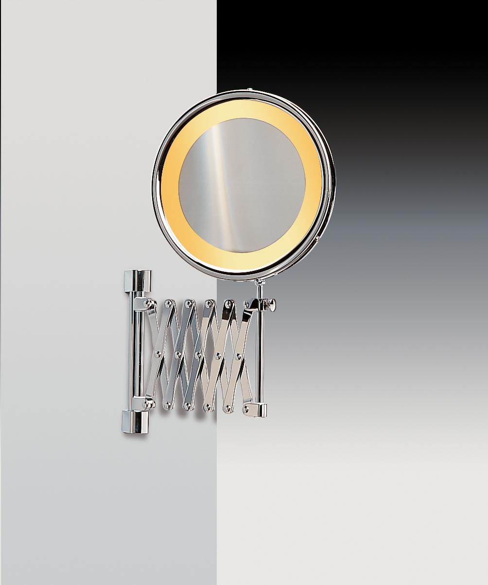 Элитное зеркало косметическое 99158CR 3X от Windisch