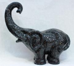 статуэтка напольная 11-21 слоник Н 50см