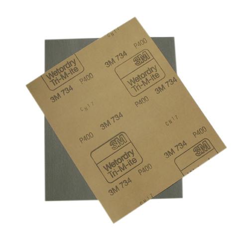 Водостойкая наждачная бумага P1200 230*280 3M Wetordry 734