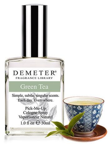 Духи «Зеленый чай» от Demeter