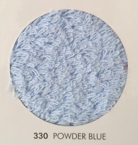 Элитный коврик для унитаза Must 330 Powder Blue от Abyss & Habidecor