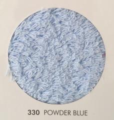 Коврик для унитаза 60х60 Abyss & Habidecor Must 330 Powder Blue