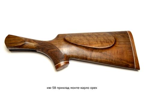 иж-58 приклад монте-карло орех