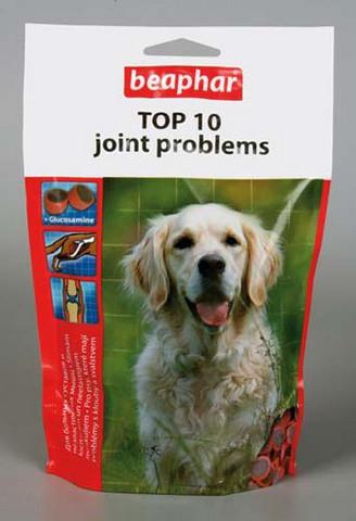 12633 Беафар Витамин Тор 10 д/собак с глюкозамином 150шт   *12