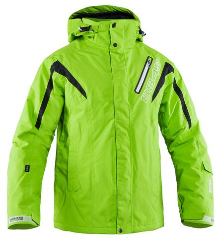 Куртка горнолыжная 8848 Altitude «Phantom» Lime