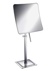Зеркало косметическое Windisch 99537CR 5X Shine Light Square