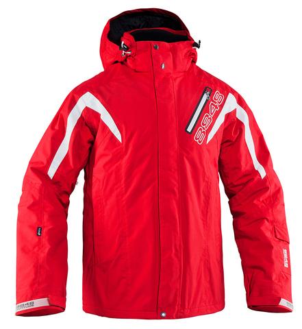 Куртка горнолыжная 8848 Altitude Phantom Red