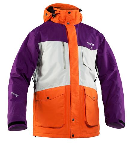 Куртка горнолыжная 8848 Altitude «CAMBER» Purple