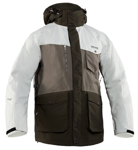 Куртка горнолыжная 8848 Altitude «CAMBER» Offwhite