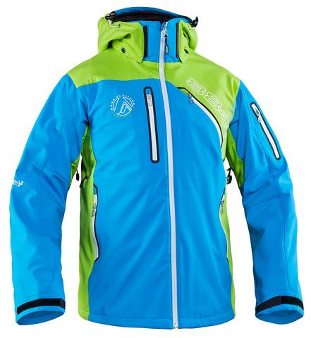 Куртка горнолыжная 8848 Altitude Dawn Softshell Turqouise