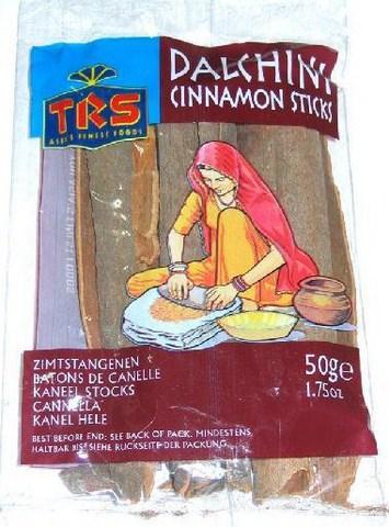 Корица целая Cinnamon палочки TRS