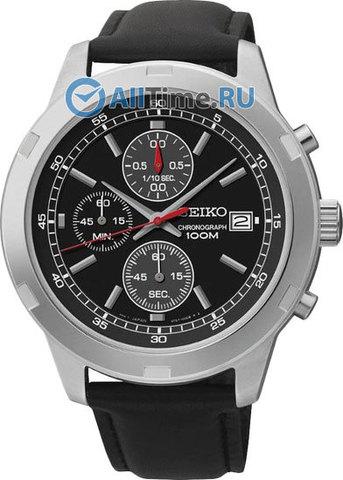 Купить Мужские японские наручные часы Seiko SKS421P2 по доступной цене