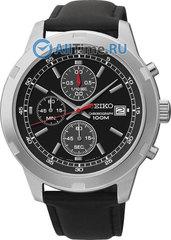 Мужские японские наручные часы Seiko SKS421P2