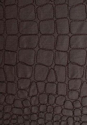 Постельное белье 1.5 спальное Bovi Крокодил шоколад