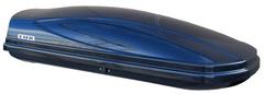 Бокс на крышу LUX 960 480л чёрный металлик