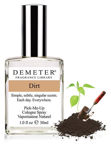 Духи «Земля» от Demeter
