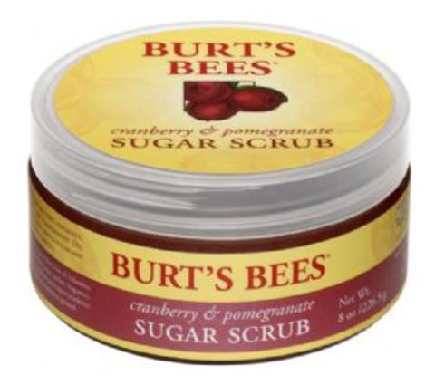Скраб для тела с экстрактом клюквы и граната, Burt's Bees