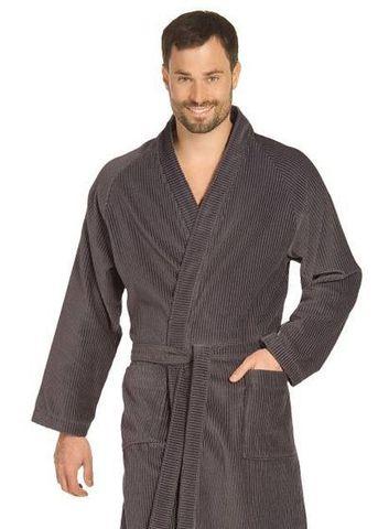 Элитный халат махрово-велюровый Toronto flanell от Vossen
