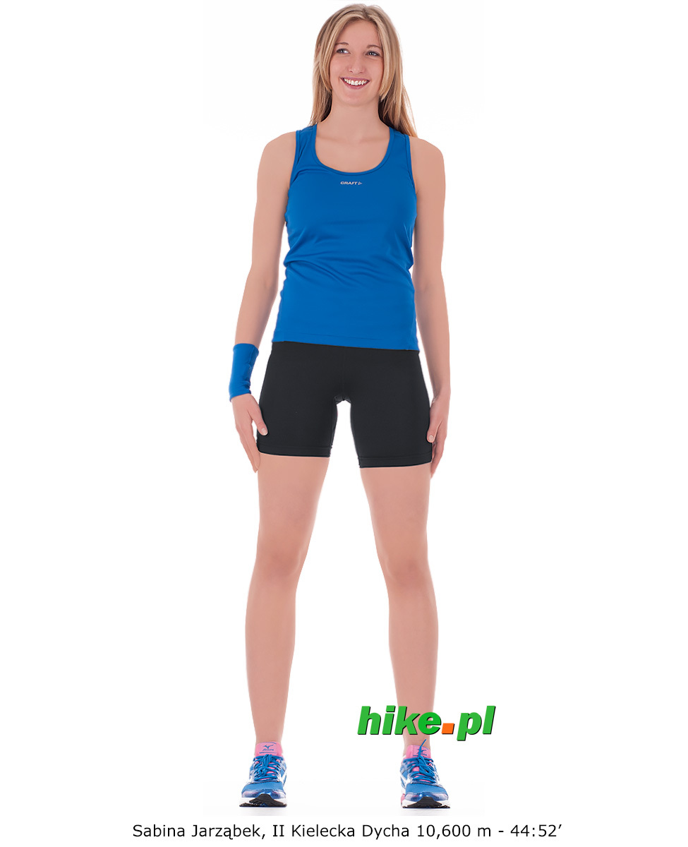 Майка Craft Active Run женская синяя