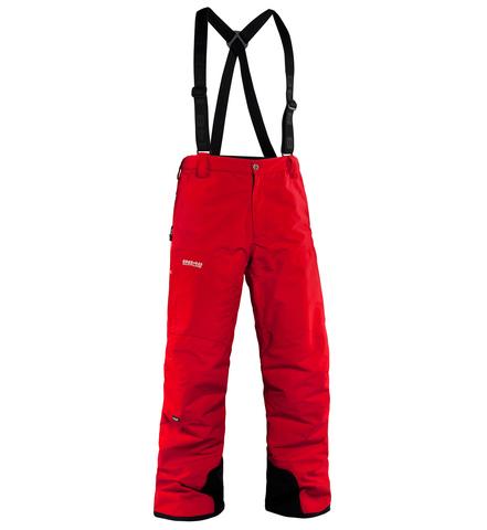 Брюки горнолыжные 8848 Altitude «ZIG» Red