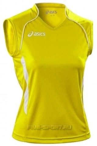 Asics Singlet Aruba Майка волейбольная женская yellow