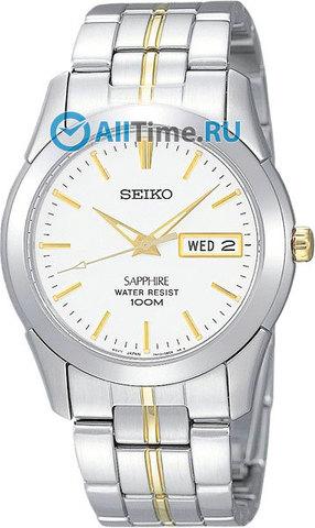 Купить Мужские японские наручные часы Seiko SGG719P1F по доступной цене