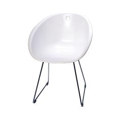 стул пластиковый   02- 100 ( by Simple Chair  )