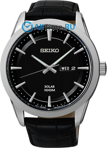 Купить Мужские японские наручные часы Seiko SNE363P2 по доступной цене