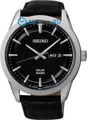 Мужские японские наручные часы Seiko SNE363P2