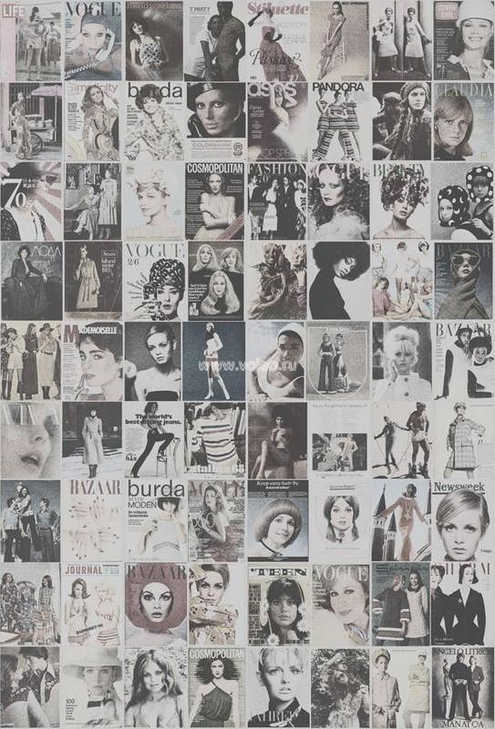 Фотообои (панно) Mr. Perswall Fashion P140601-4, интернет магазин Волео