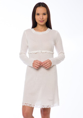 Домашнее платье-сорочка Rosapois