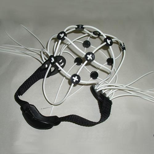 Шлем ЭЭГ силиконовый, универсальный