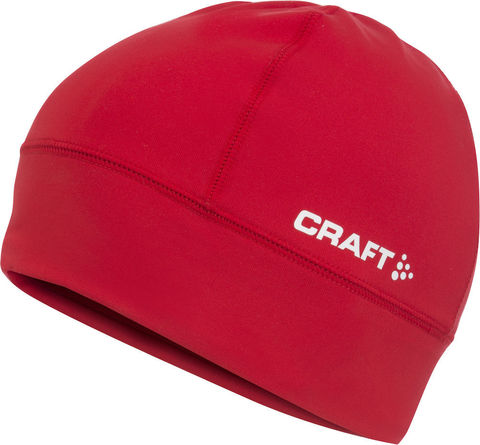 Шапка Craft Light Thermal Red