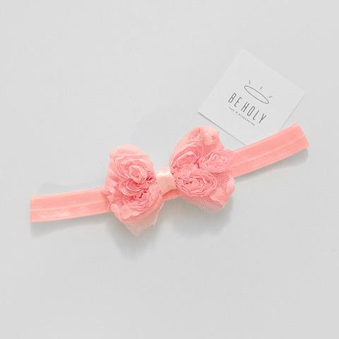 Повязка розовая