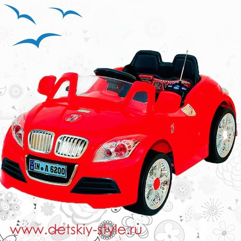 "Электромобиль Kids Cars ""BMW B28B"""