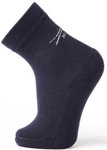 Термоноски Norveg Soft Merino Wool детские синие
