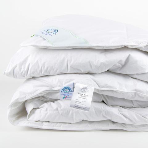 Элитное одеяло пуховое 200х200 Tirolo от Daunex