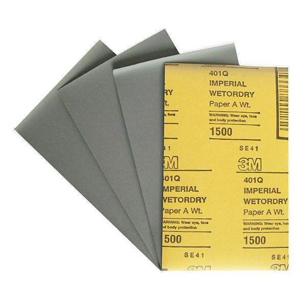 Микротонкий абразив 401Q IMP-P1500