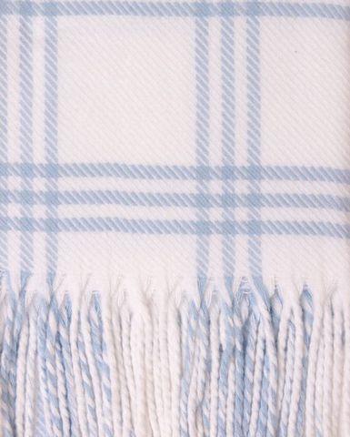 Плед детский 75х100 Luxberry Lux 519 голубой