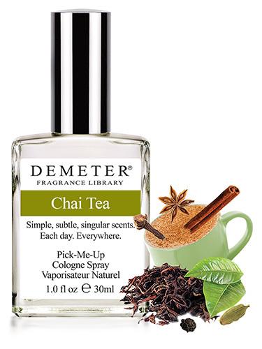 Духи «Пряный чай» от Demeter