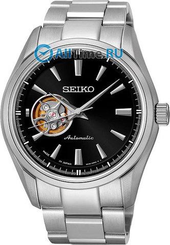 Купить Мужские японские наручные часы Seiko SSA257J1 по доступной цене