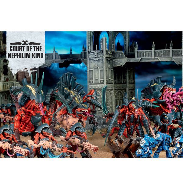 Invasion Swarms: Tyranids Painting Guide