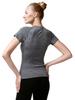 Термофутболка Norveg Soft T-shirt женская с коротким рукавом