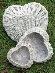 Плетеное кашпо J0228s