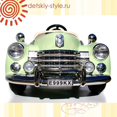 Retro Bentley Е999КХ