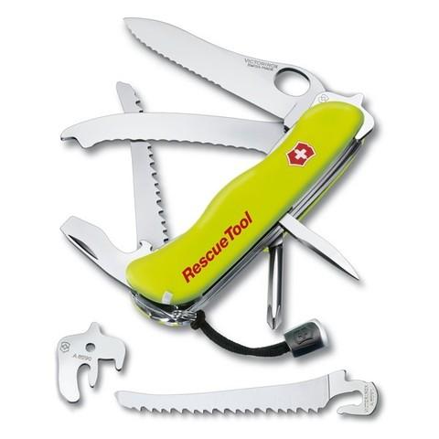 Нож Victorinox модель 0.8623. MN Rescue tool