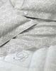 Постельное белье 1.5 спальное Blumarine Macrame бежевое
