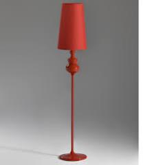 торшер jaime hayon josephina ( красный )